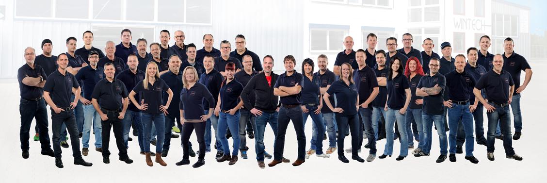 Das Team von WinTech